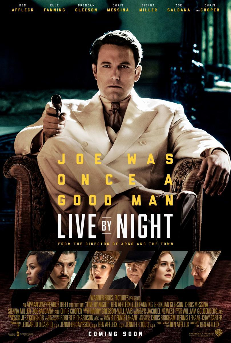 Live By Night [2016] [DVD9] [NTSC] [Latino]