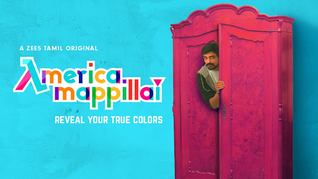 American Mappillai, ZEE5, VOD, Web Series