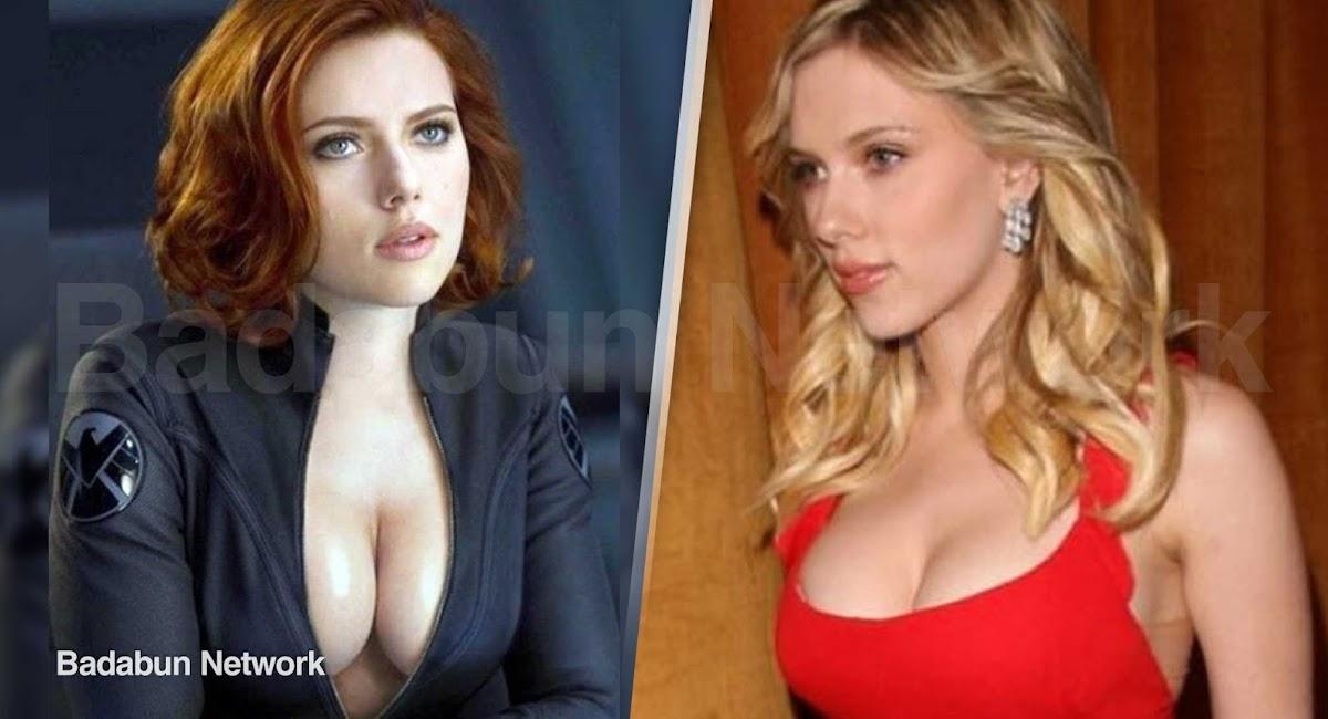 diosa fotos manuela mujeres ScarletteJohansson sexy