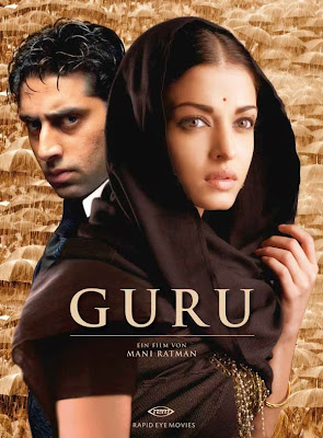 Guru 2007 Hindi 1080p BRRip ESub HEVC x265