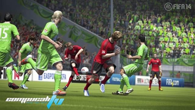 Fifa 14 Precision