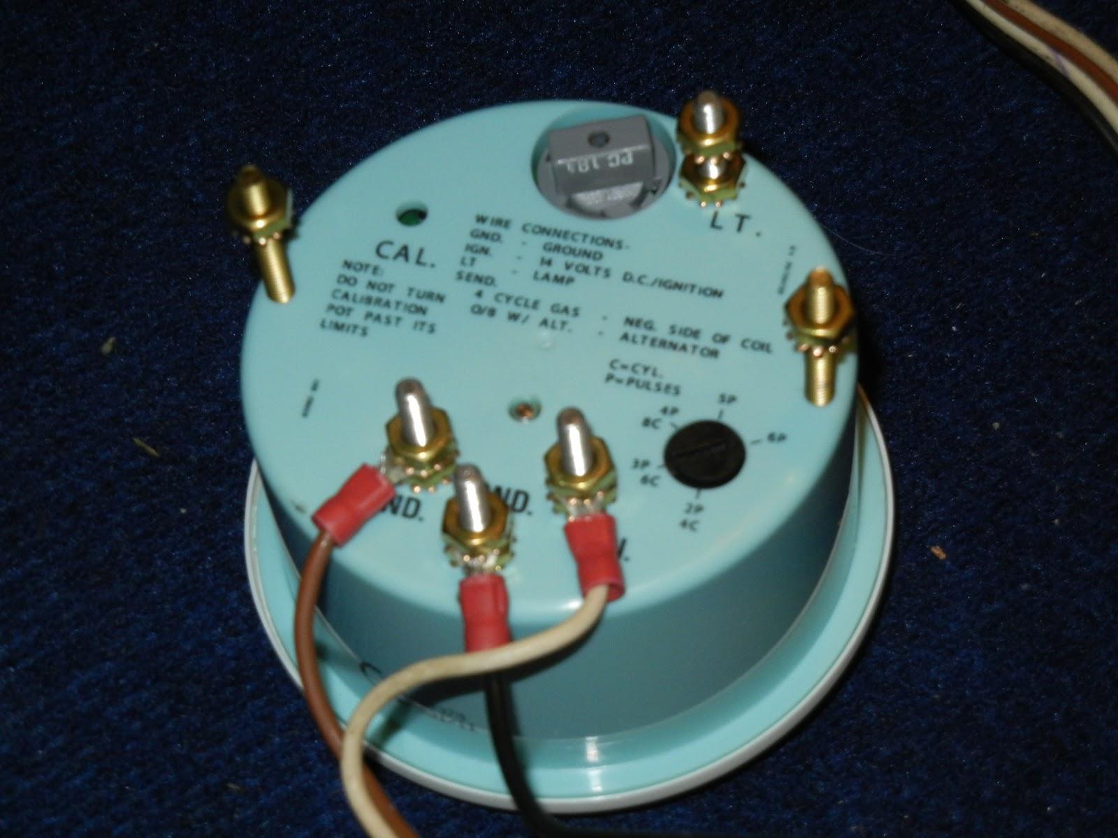 Wiring Diagram Teleflex Gauges Installation Fuel Gauge Wiring Diagram