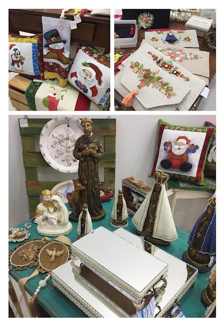Bazar Solidário do Clube das Mãezinhas no North Shopping Barretos