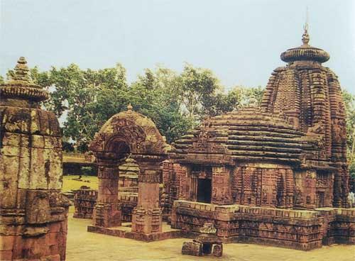 Foto Candi Muktesvara di India