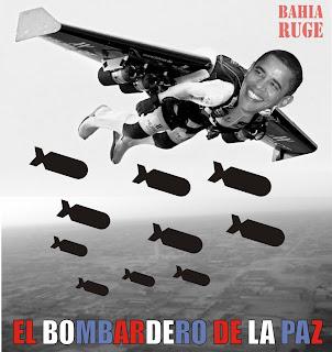 Resultado de imagen para obama bombas