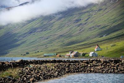Iceland for hipsters. Visit Stöðvarfjörður and Mjóifjörður!