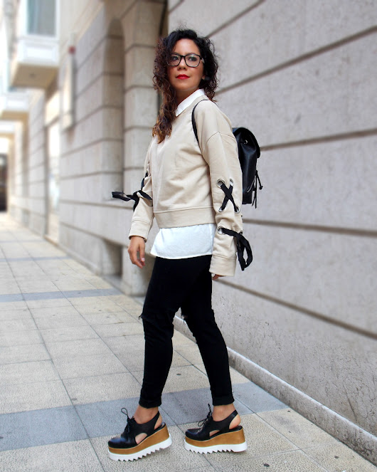 Blucher Plataforma Look