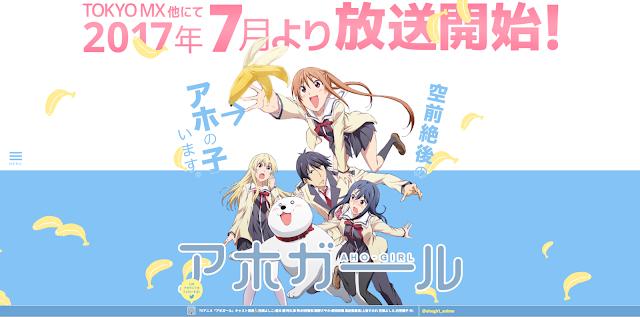 OST Anime: Aho Girl [Full Version Mp3]