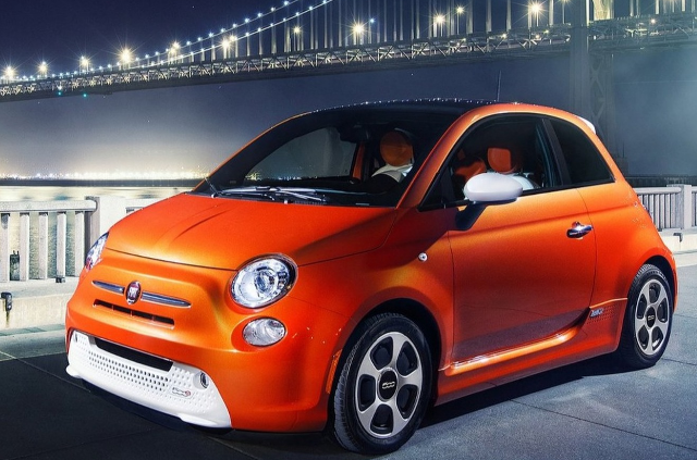 New Fiat 500 Electric Coming In 2020 Electric Auto Moto