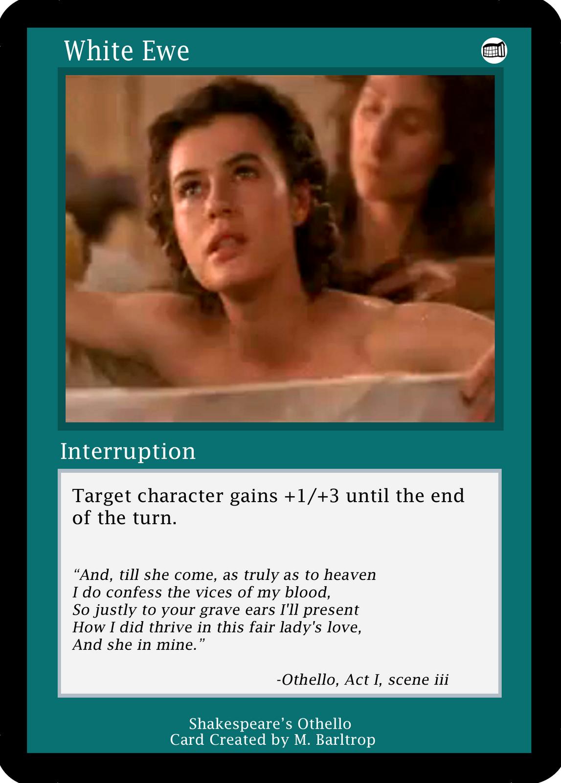8t Loveild Literary Magic The Gathering Cards