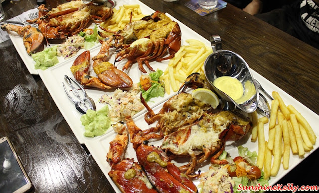 Steaks & Lobsters, Desa Sri Hartamas, Kuala Lumpur, Food review, lobsters, steak, lobster pasta, truffle lobsters, truffle steaks, truffle pasta