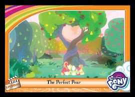 MLP The Perfect Pear Series 5 Trading Card