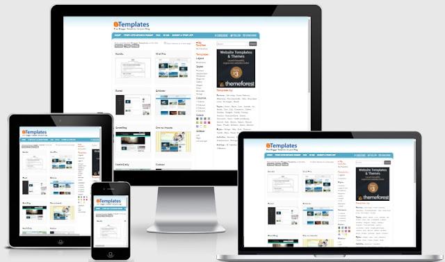 10 trang chia sẻ template blogspot miễn phí nổi tiếng Thế Giới
