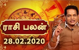 Dhina Palan 28-02-2020 Rajayogam Tv Horoscope