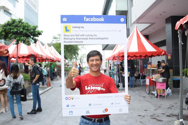 Richard Tan @ Karnival Meriah Lelong.my