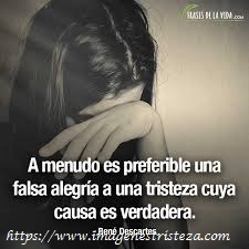 imagenes tristes con frases