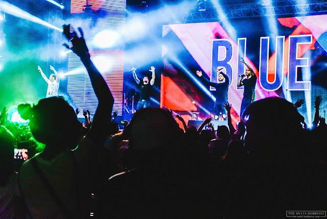 One Love - BLUE | Playback Music Festival 2018
