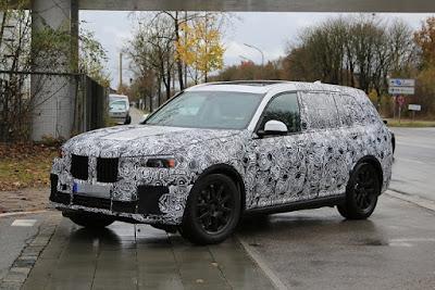 2018 BMW X7 Hybride SUV: Prix, Avis