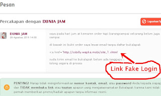 Modus phising lewat email source Google Images