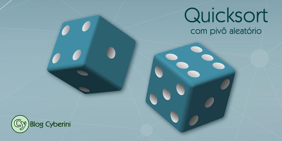 Quicksort com pivô aleatório