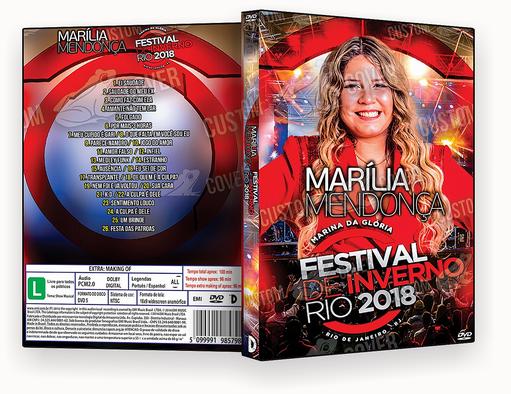 MarIlia Mendonça Festival De Inverno Rio (2018) – ISO