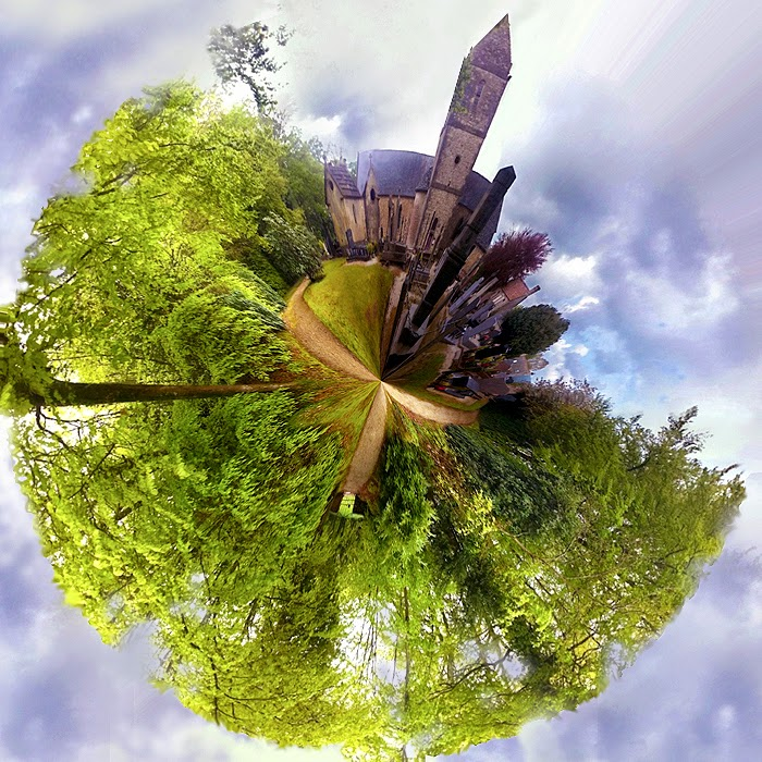 little planet montaigu la brisette normandy