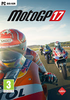 Motogp 17 Game Cover PC
