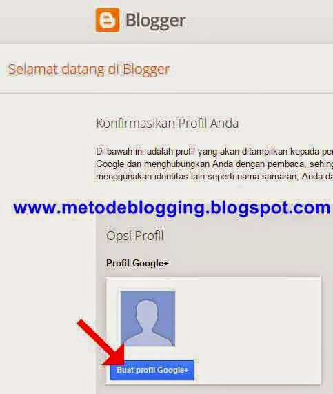 Buat Profil Google Plus