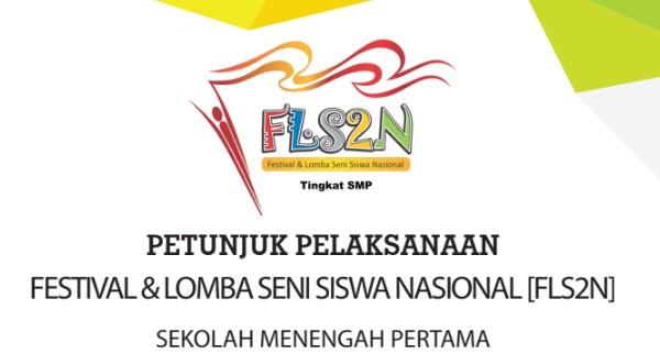 Pedoman FLS2N SMP Tahun 2018