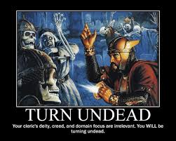 Forgotten DM Cleric Memes