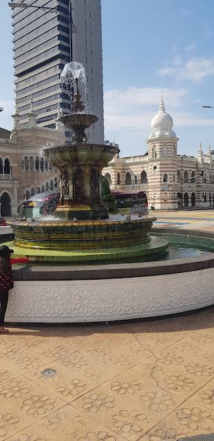 Merdeka Square,Independence Square, Sultan Abdul Samad Building, tourism, travel, kuala lumpur,  visit malaysia, malaysiatravelbook.