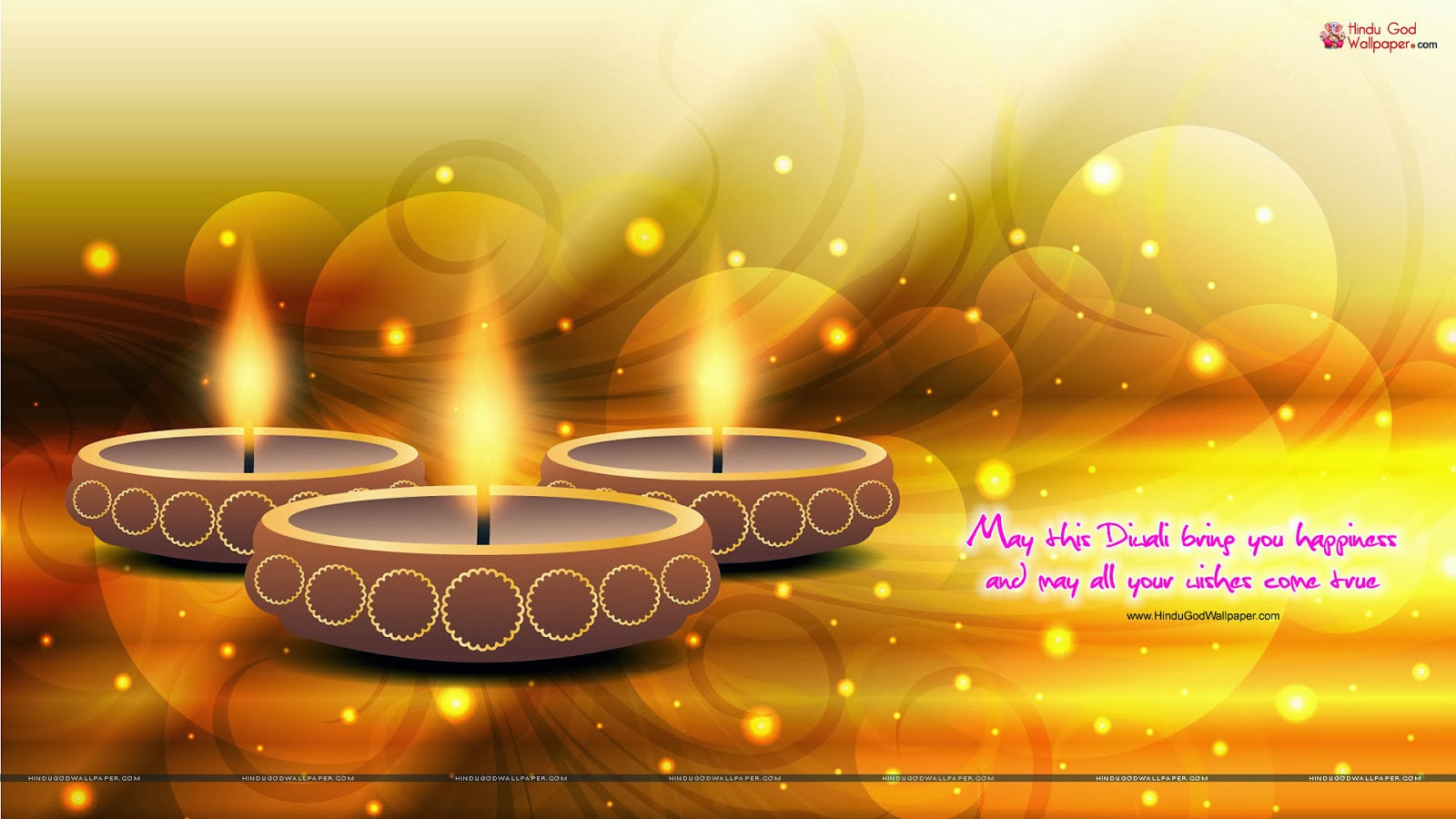 Panchmukhi Ganesh Wallpaper Hd Diwali Diya Hindu God Wallpapers Download