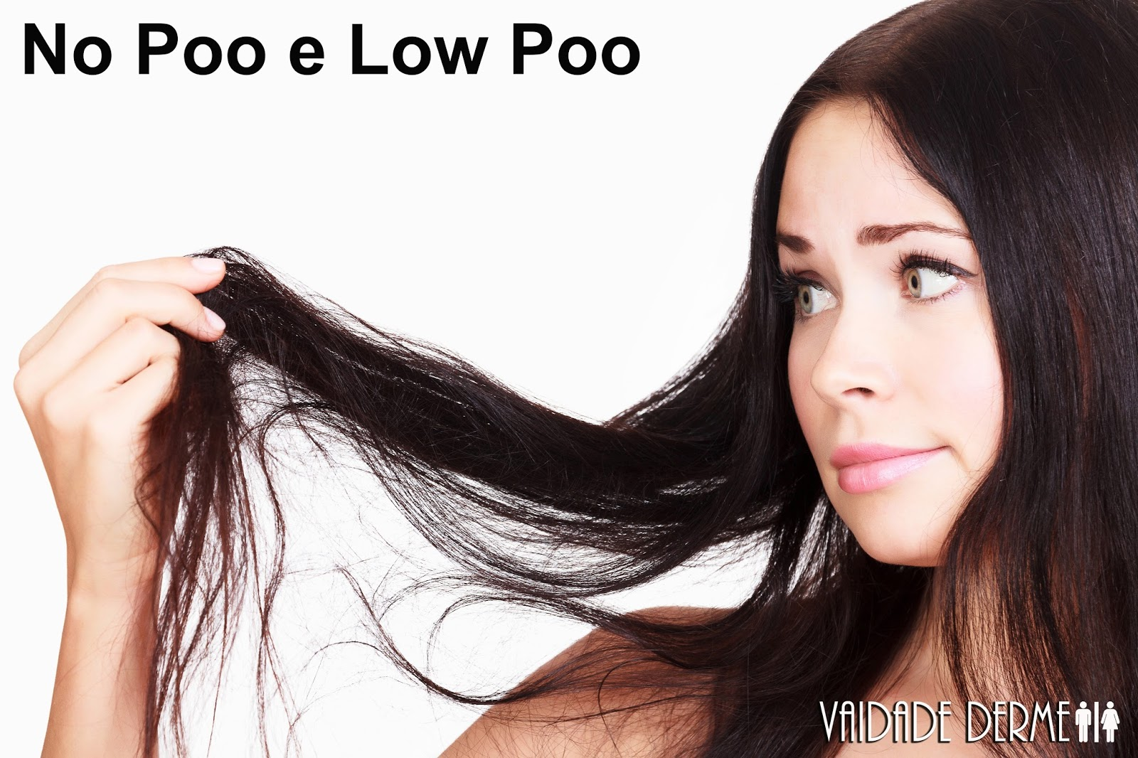 No Poo e Low Poo