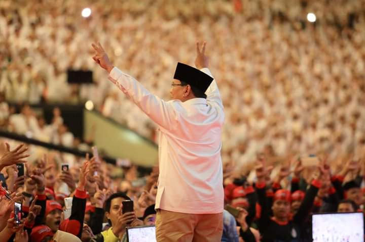 Isu Prabowo Tinju Meja dan Marahi Ulama, Ini Bantahan Logis Politisi Gerindra