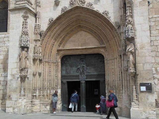 Burgos, Camino, Jola Stepien, San Lesmes