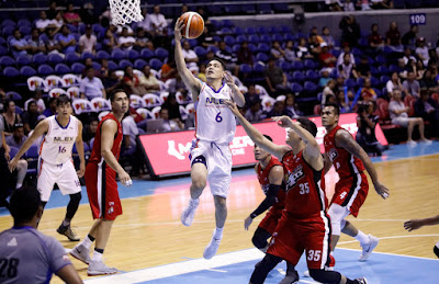 Kevin Alas Signed a three year deal to play for NLEX Road Warriors