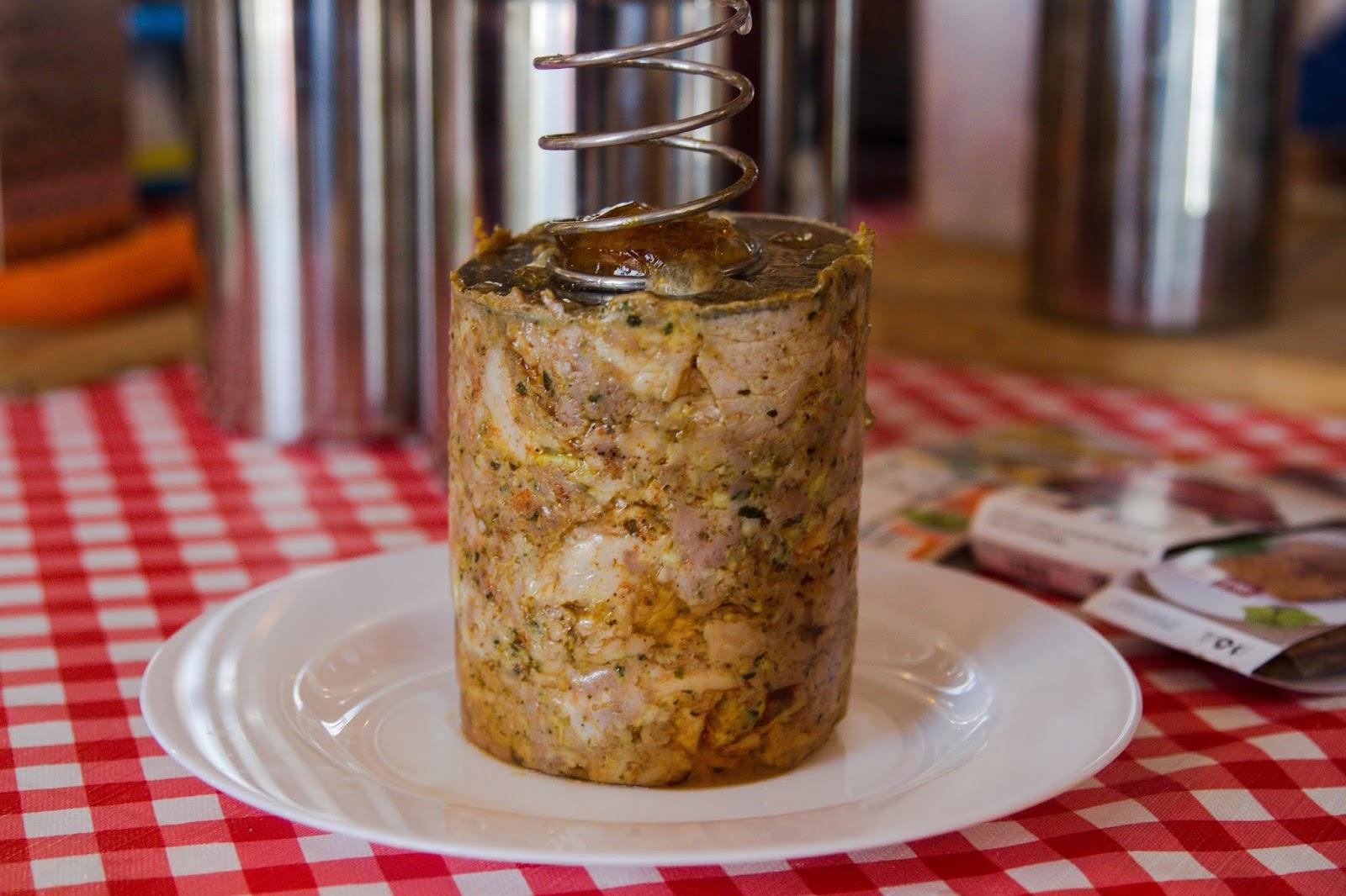 przepis na drobiowy blok z szynkowaru łagodny smak domowa wędlina dla dzieci jak zrobić przepis na wędlinę na kanapki potrawkę blok mięsny