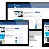 Free Download Alexia Responsive Blogger Template Premium