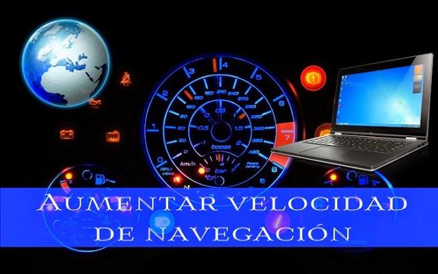 Aumenta la velocidad de navegación modificando un sencillo parámetro en Windows