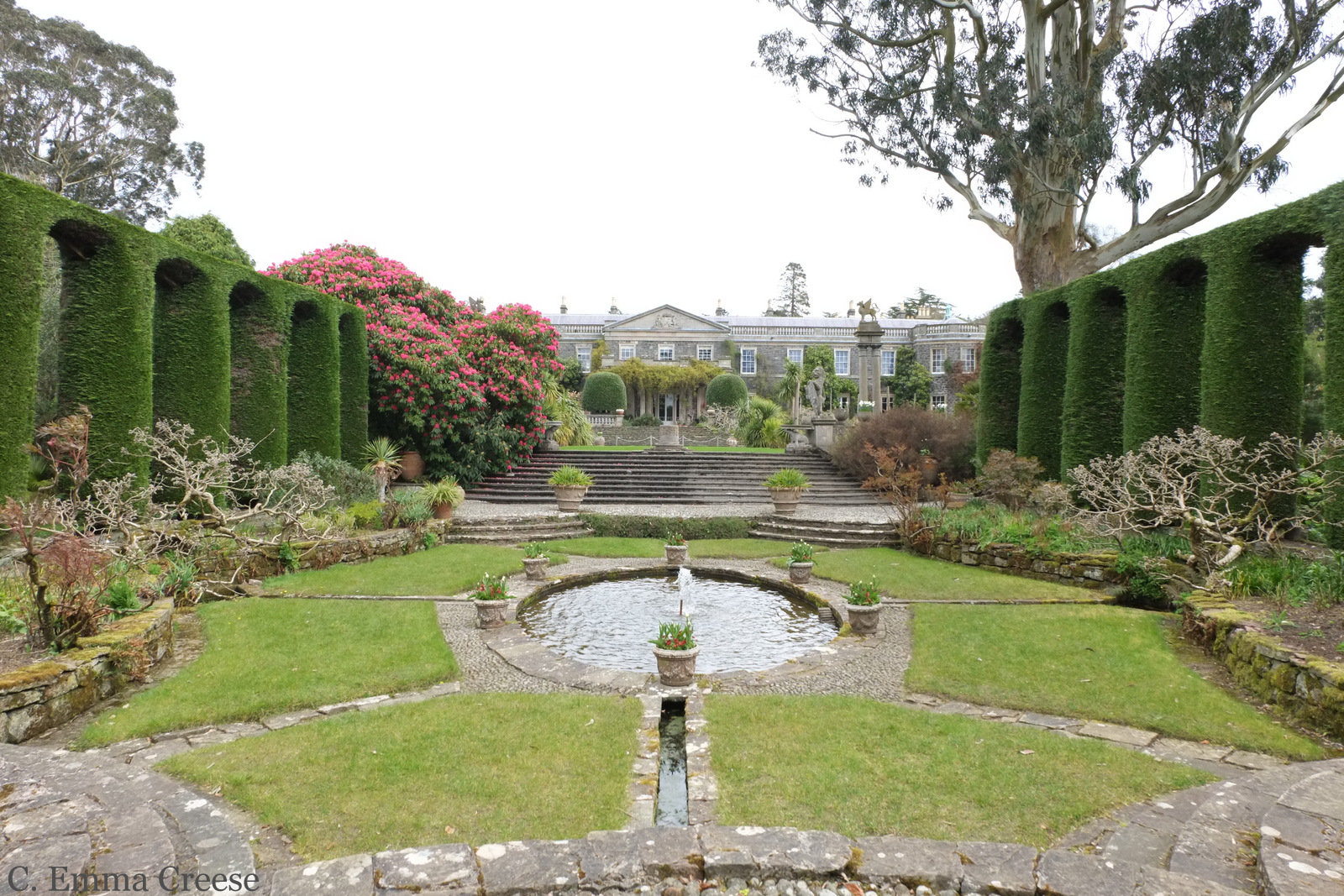 How Old Is Mount Stewart Building National Trust