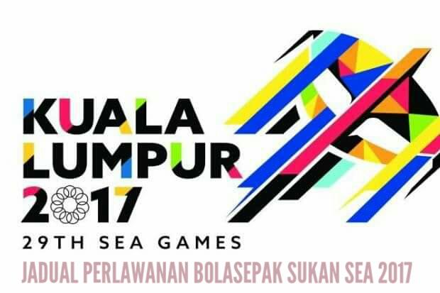 Jadual Perlawanan Bola Sepak Sukan SEA 2017