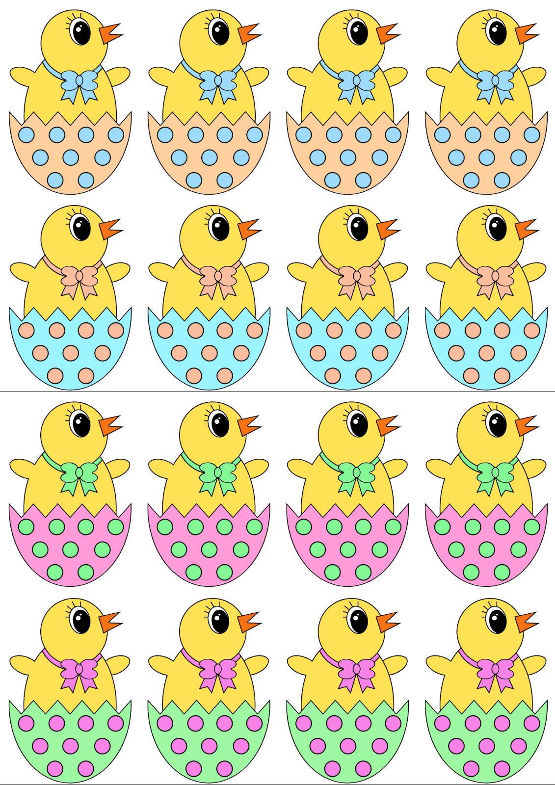 Unfortunately Oh Free Printable Easter Egg Hunt