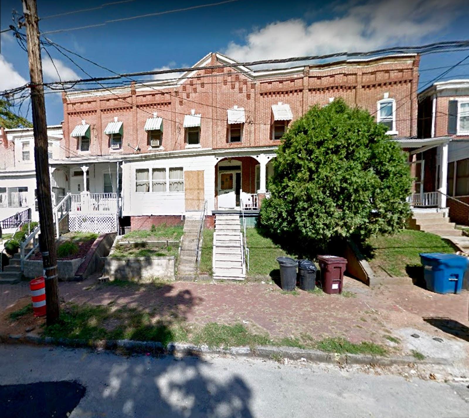 I Look Up His Address U2014 2312 Tatnall Street U2014 And Find It In Google Street  View: