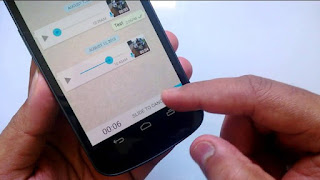 Cara Mengubah Voice Note / Vn (.opus) Dari Whatsapp Menjadi mp3