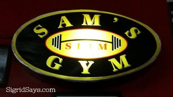 Sam's Slim Gym