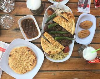 hacıbayram yaprak dönercisi ulus ankara iftar