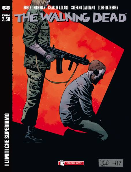 The Walking Dead #58 I limiti che superiamo