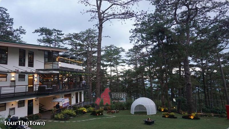 Grand Sierra Pines Hotel Filipina