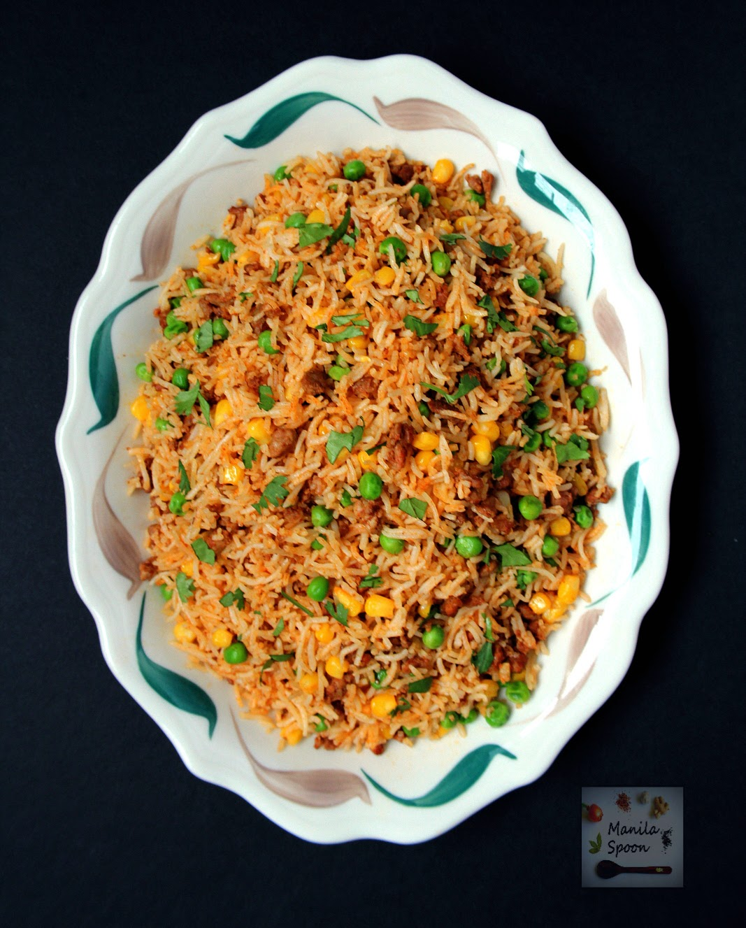 Easy chorizo fried rice manila spoon the ccuart Images