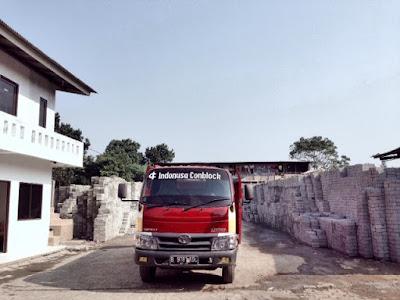 Pabrik paving block-kanstin-uditch-buis beton-box culvert